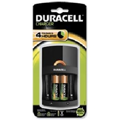 Duracell Charger 4 Hours