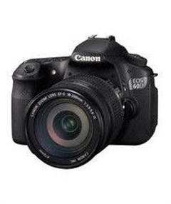 CANON CAMERA EOS 60D EF 18-200 IS