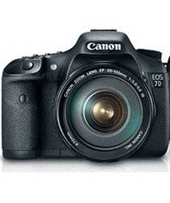 CAN&#111n CAMERA EOS 7D EF 18-135 IS